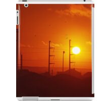 Birds and Sunset iPad Case/Skin
