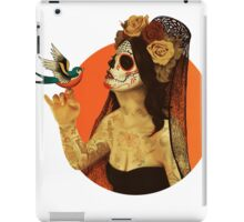 Calavera Princess iPad Case/Skin