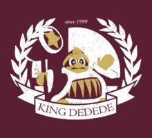 King Dedede - Super Smash Bros by TyiraAhearne