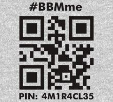 #BBMme ~ PIN: 4M1R4CL35 [B/W] Kids Clothes