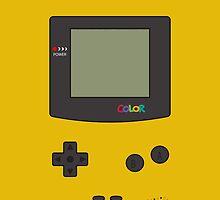 Gameboy color - dandelion by acid-spit