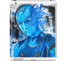Nebula - Guardians of the Galaxy iPad Case/Skin