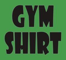gym shirt Kids Clothes