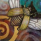 The Gold Bug by Lynnette Shelley