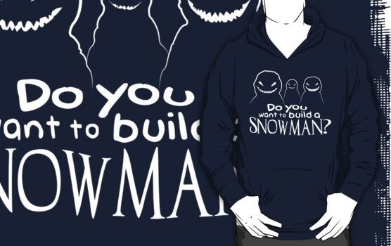 Wanna Build A Snowman? by captaintay