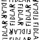 fidlar logo by svpermassive