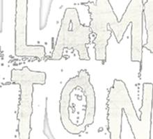 Willamette Stone is the best \o/ Sticker