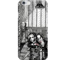 Your Blood, My Wine iPhone Case/Skin
