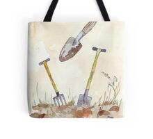 My Favourites (garden tools) Tote Bag