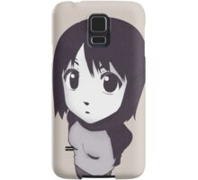 Welcome to the NHK - It's not too late to change your HIKIKOMORI ways! Samsung Galaxy Case/Skin