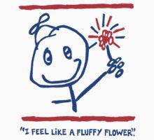 """FLUFFY FLOWER"" SWAG - PATRIOT INK by farbantlix"