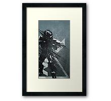Noble-6 Framed Print