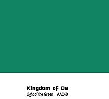 Kingdom of Oa - Light of the Green by txjeepguy2