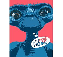 E.T Phone home by JuanCharles