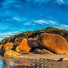 Squeaky Beach Panorama by photograham