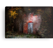 Trespass at Your Own Risk Metal Print