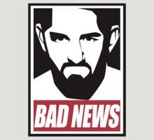 BAD NEWS BARRETT by drakedeanjr