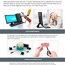 Benefits of IT Support in London by Infographics