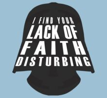 Lack Of Faith Kids Clothes
