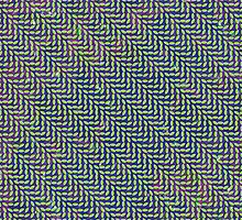 Animal Collective - Merriweather Post Pavilion (155MP Cover) by slippi
