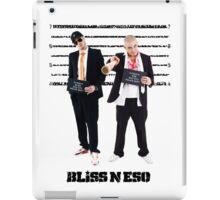 Bliss n Eso - Reservoir Dogs iPad Case/Skin