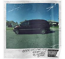 Kendrick Lamar - Good Kid, M.A.A.D City Poster