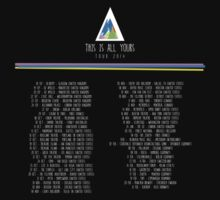 Alt-J: This Is All Yours TOUR #2 by TriangleAlt