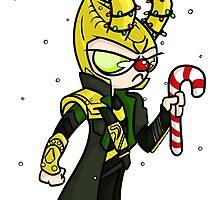 Reindeer Games - Loki by mortiwear