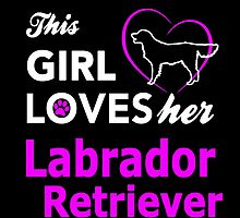 Labrador Retriever by custom-tees