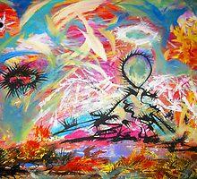 Naturalistic Angel by Darryl Kravitz by dtaylork