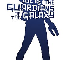 Peter Quill - We're The Guardians of the Galaxy! by Maxmanax