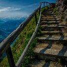 Stairway to the Sky by Adam Northam