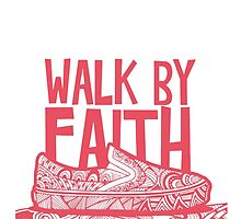 WalkByFaith - Colour by Tangldltd