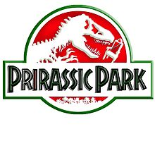 PRIRASSICK PARK by FREE T-Shirts