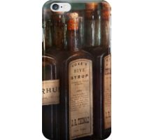 Pharmacy - Syrup Selection  iPhone Case/Skin