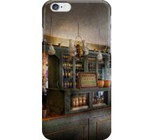 Pharmacy - Morning Preperations iPhone Case/Skin