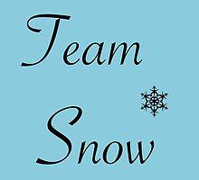 Team Snow by Irenuccia