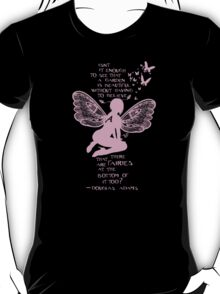 Fairy Wisdom by Tai's Tees T-Shirt