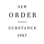 New Order : Substance 1987  by Joy Division
