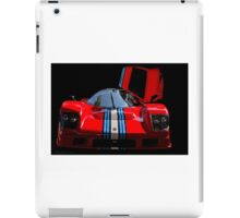 ..a car for all seasons .... iPad Case/Skin