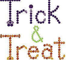 Trick and Treat by eldonshorey