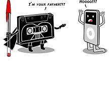I´m your father!!! by NinoMelon