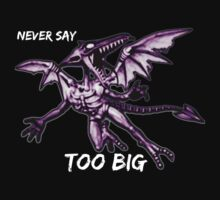Ridley - Never say too big 3 by Franky-D-Law