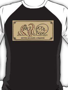 Metal Beard's Rule 5 T-Shirt