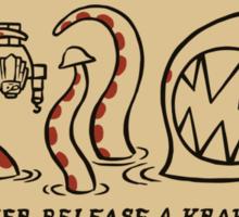 Metal Beard's Rule 5 Sticker