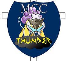 MCC THUNDER - Raikou by MisterJfro