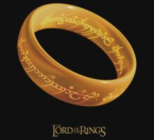 The One Ring by Mrdavidrud
