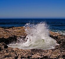 Thor's Well by Ken McDougal