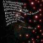 Rilke poem by TeaseTees