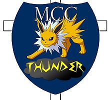 MCC Thunder - Jolteon by MisterJfro